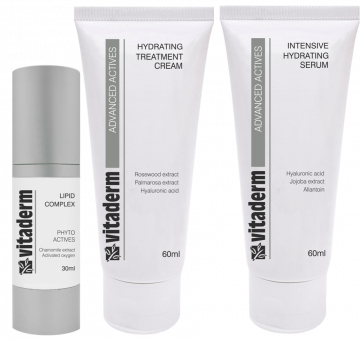 Vitaerm Hydrating Trio