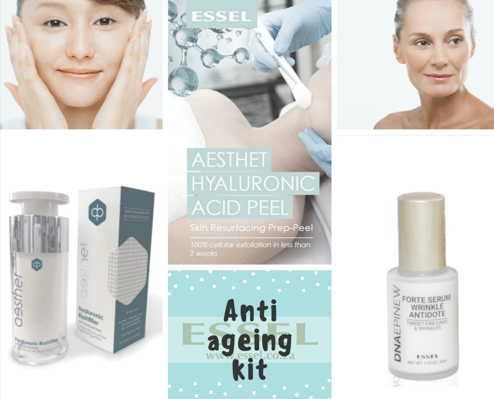 Essel Anti-Ageing Lockdown Kit