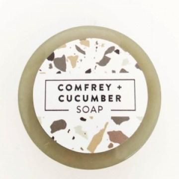 Comfrey-Cucumber-Soap-Single-300x300