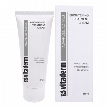 vitaderm brightening treatment cream