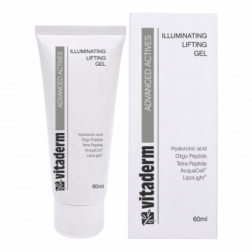 vitaderm illuminating lifting gel