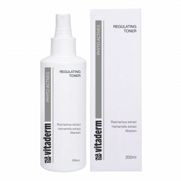 vitaderm regulating toner