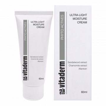 vitaderm ultra-light moisture cream