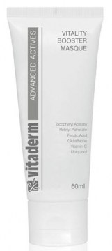 vitaderm vitality booster mask