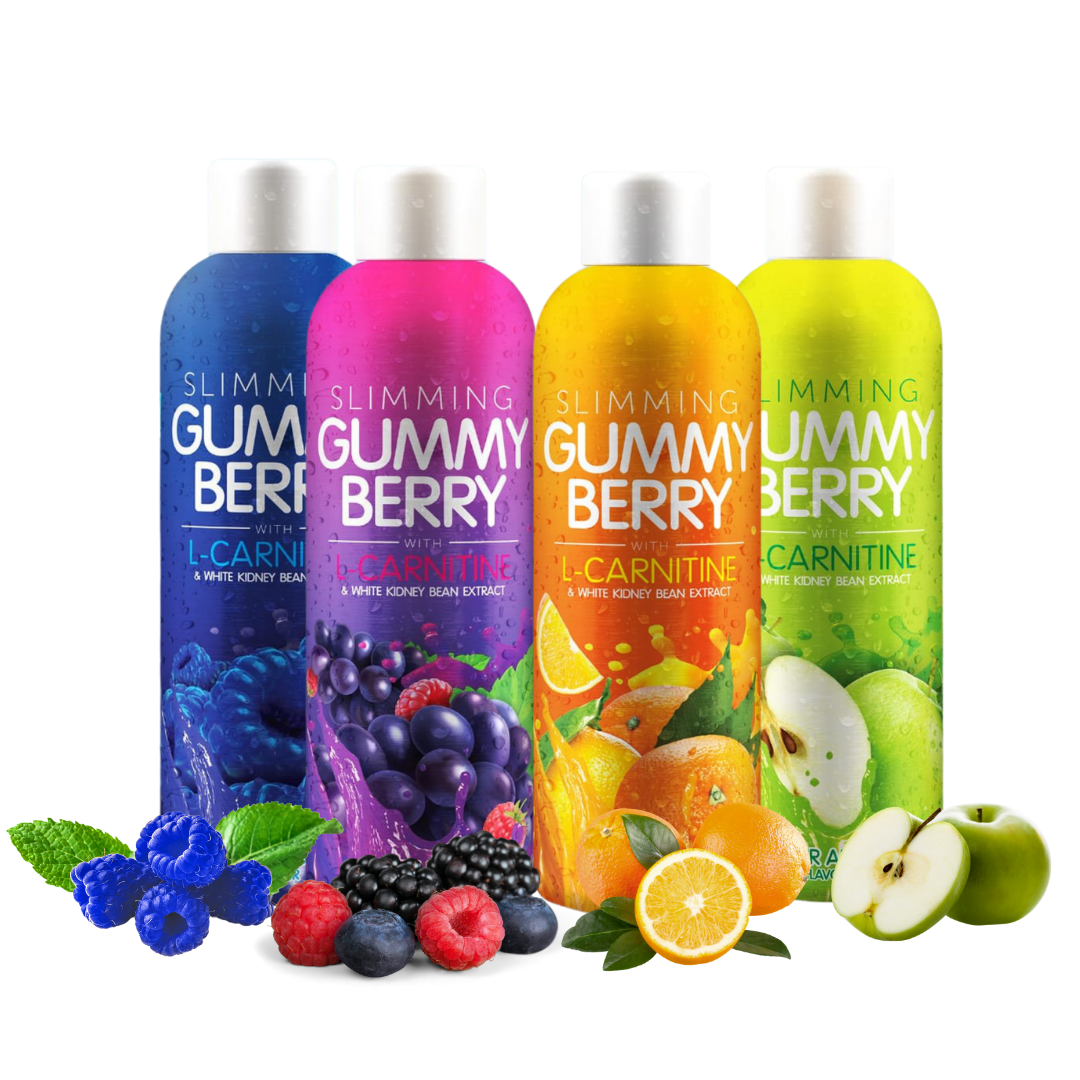 Slender Living Gummy Berry Juice
