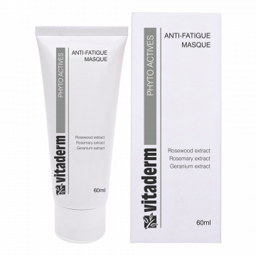 vitaderm anti-fatigue masque