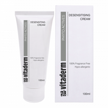 vitaderm desensitising cream